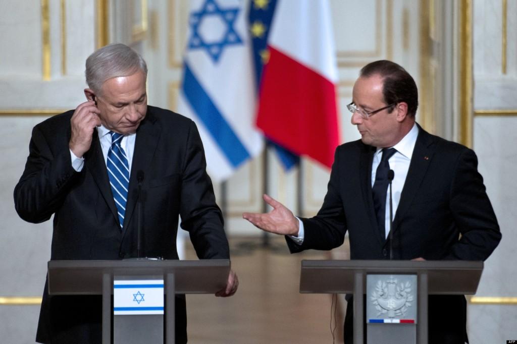 FRANCE-ISRAEL-DIPLOMACY
